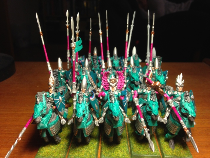6 Vaelin's Helms