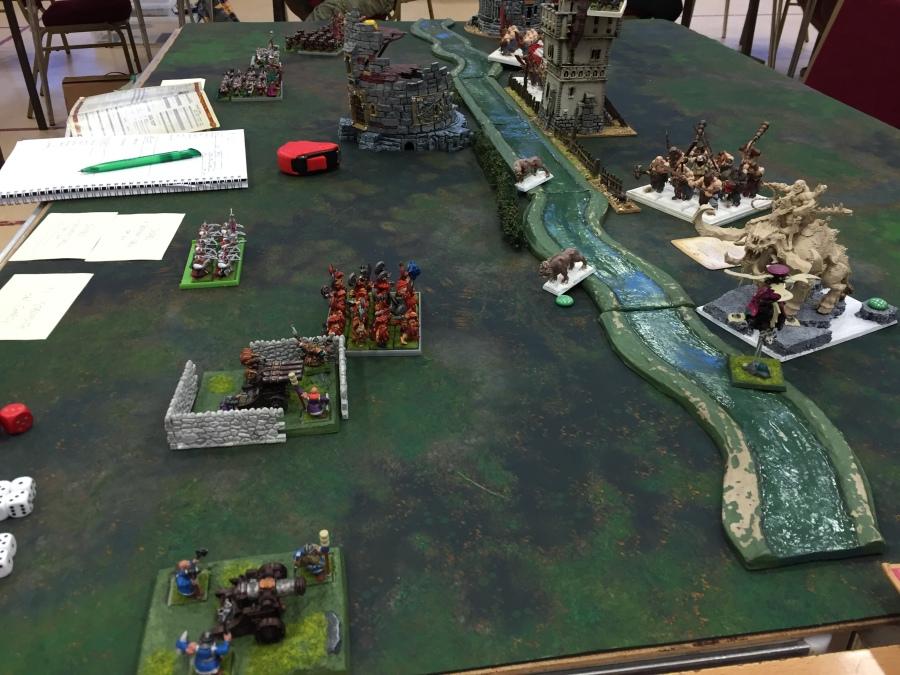 10 Dwarf turn 1