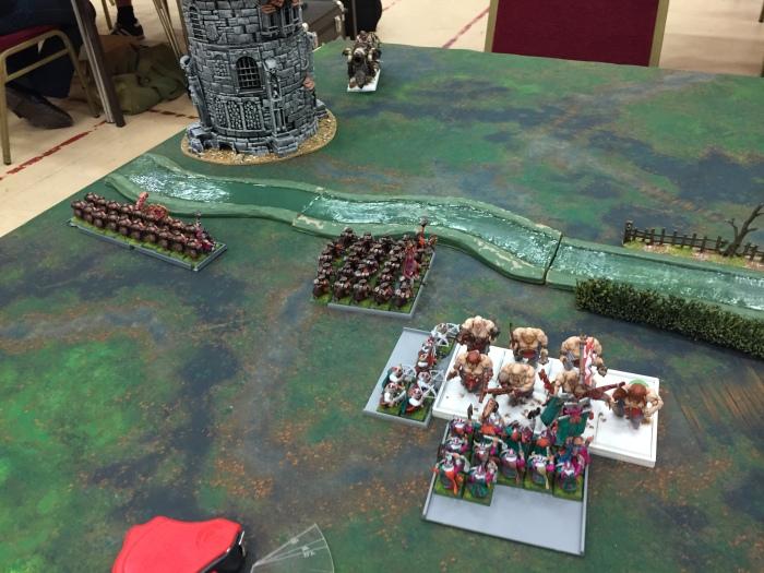 16 Dwarf Turn 3