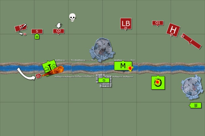 5 - Dwarf turn 2