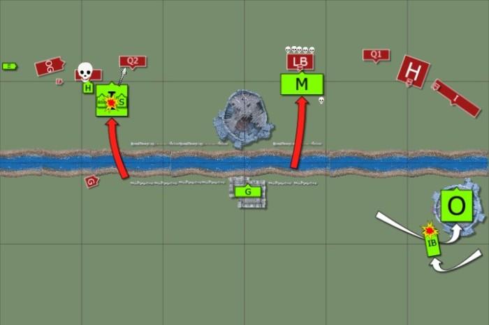 6 - Ogre turn 3
