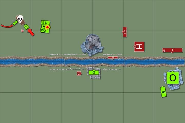 8 - Ogre turn 4