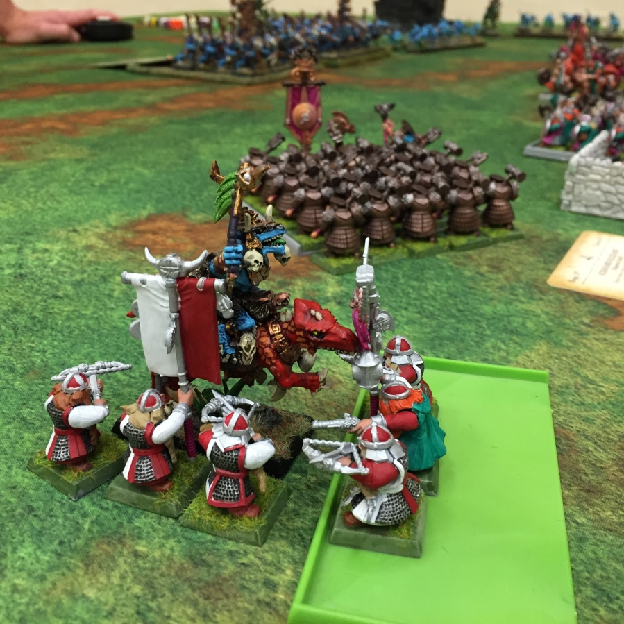 15 Turn 3 Dwarves