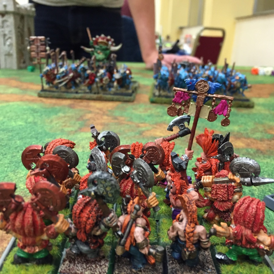 16 Turn 3 Dwarves