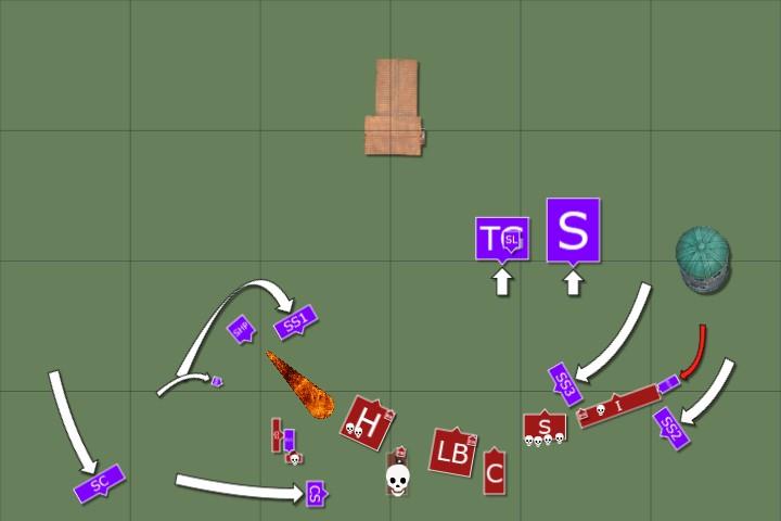 19 - Turn 3 - Lizard