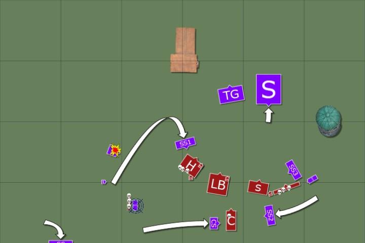 21 - Turn 4 - Lizard