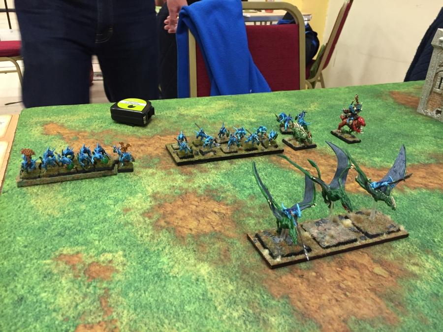 3 Lizard Deployment + Vanguard