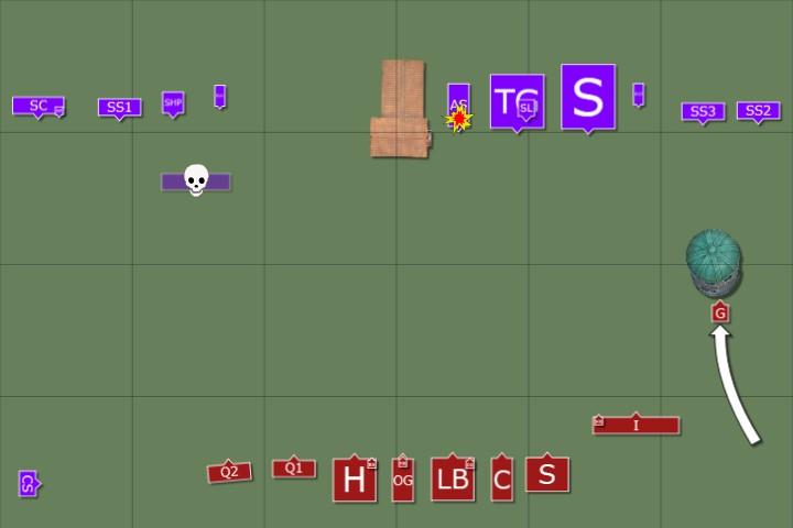 6 - Turn 1 - Dwarves