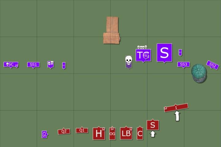 8 - Turn 2 - Dwarves