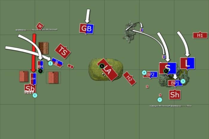 Herd - turn 2