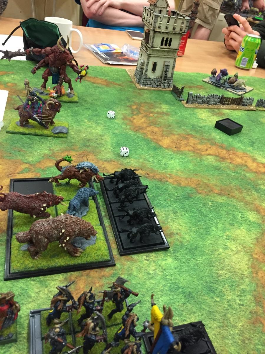11 - Turn 1 Herd