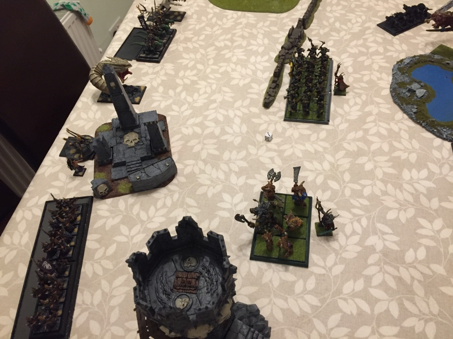9 herd turn 1