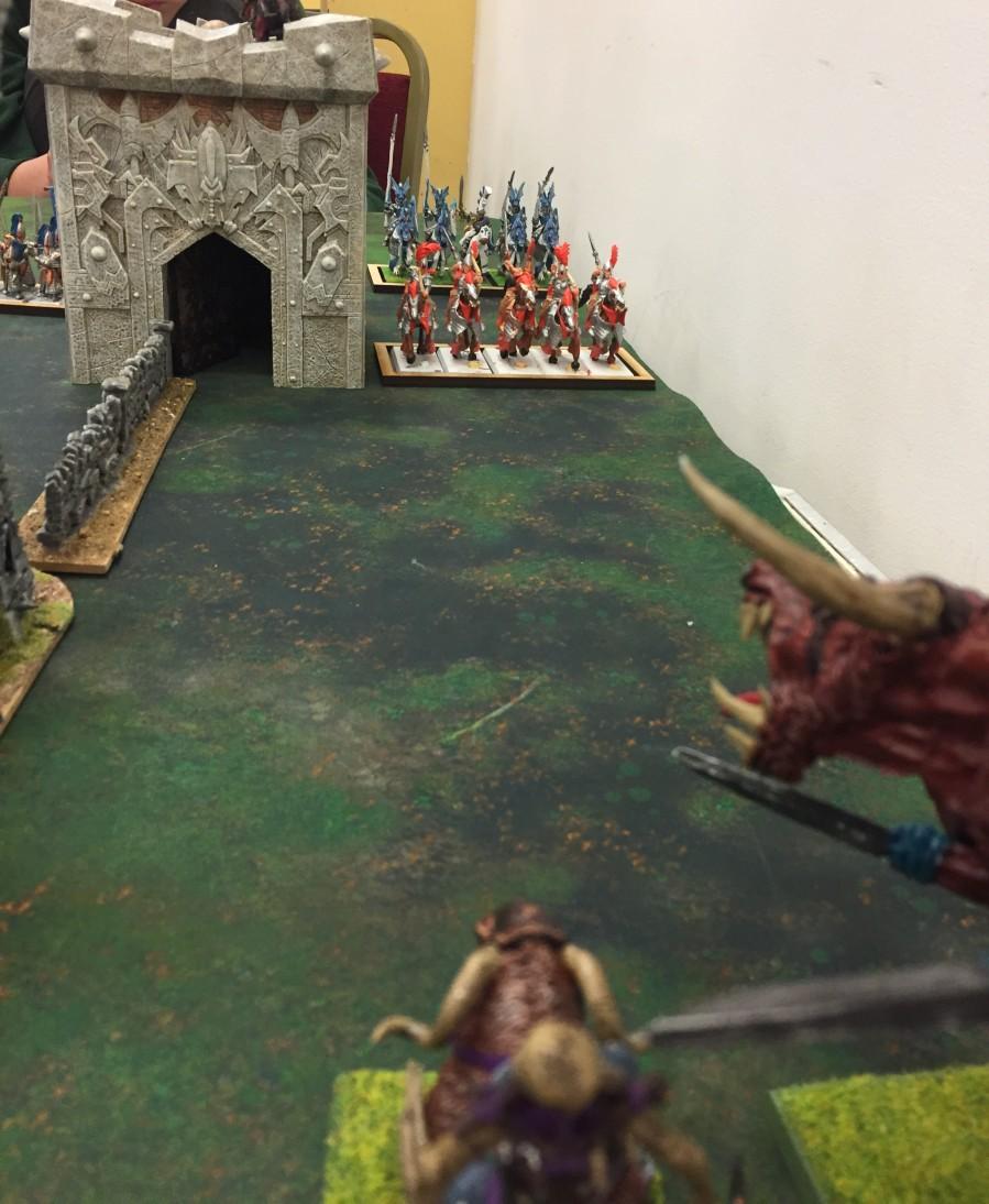 7 Turn 1 Elves