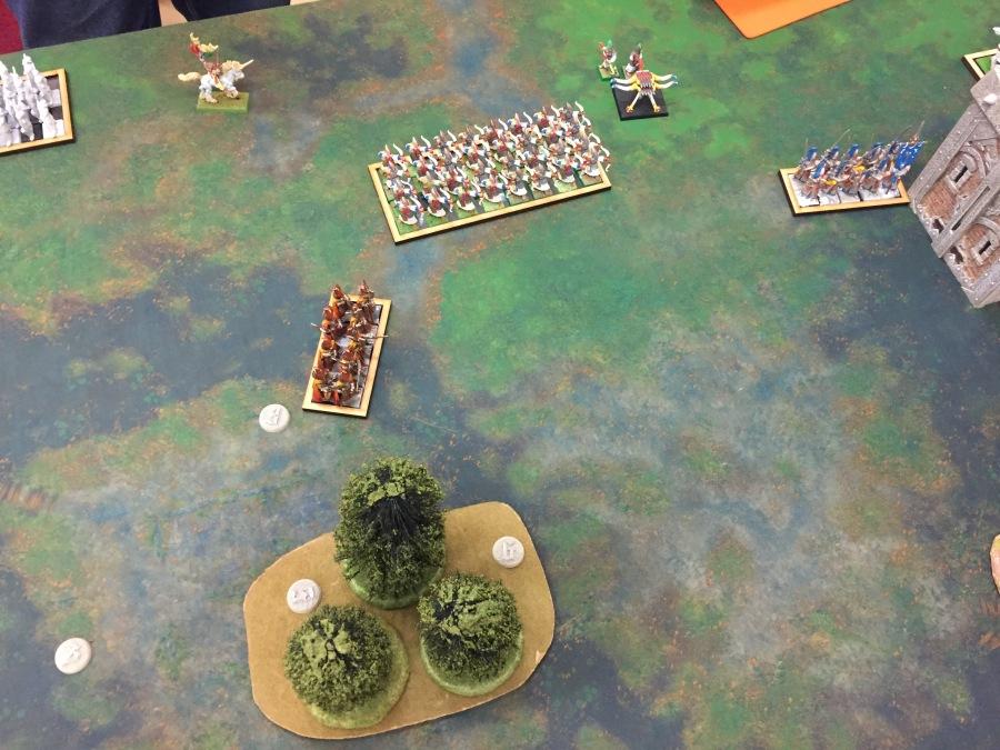8 Turn 1 Elves