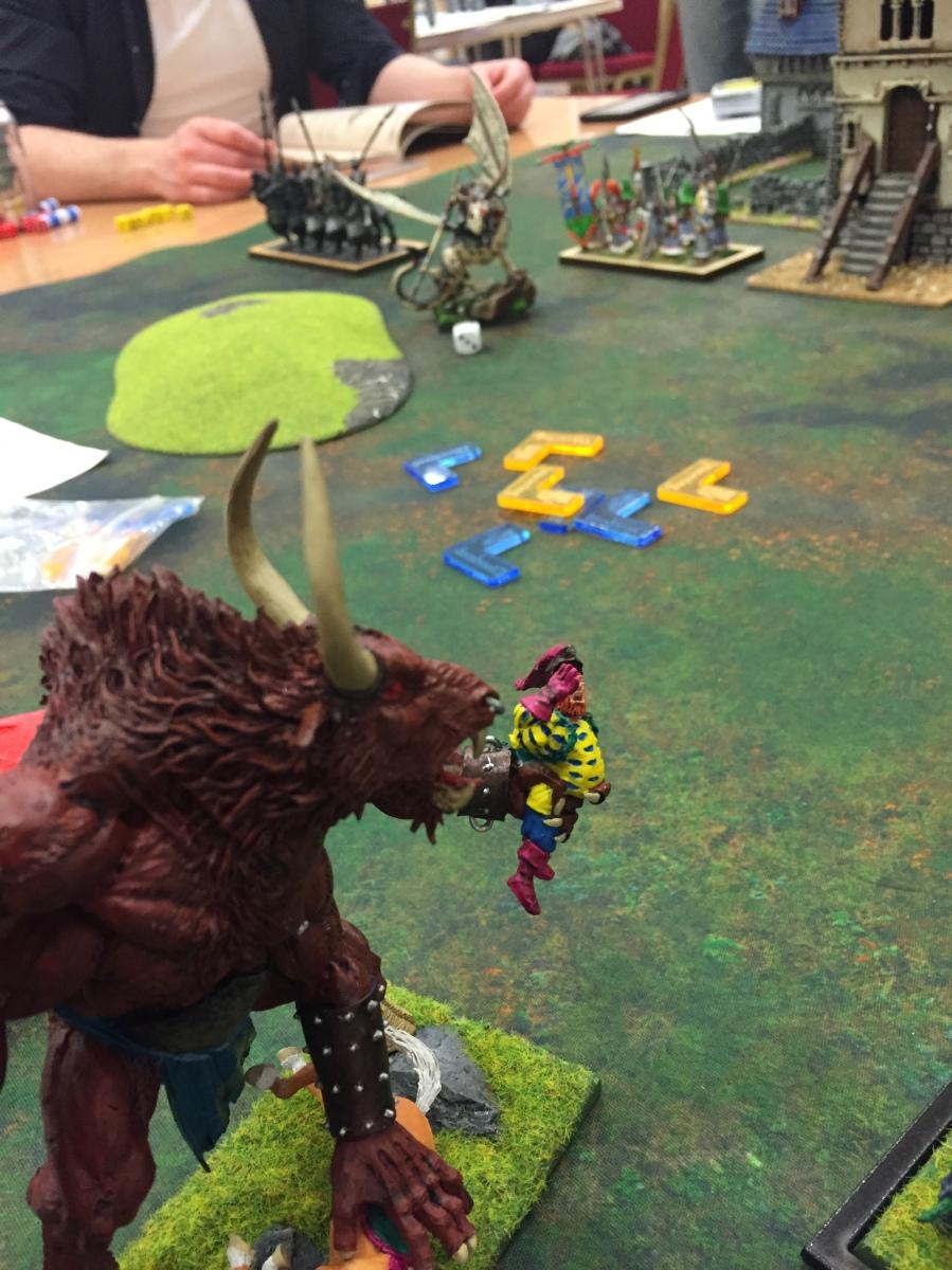 9 Turn 1 Elves