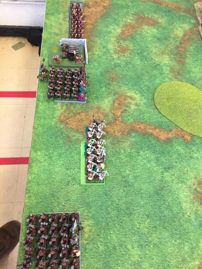 12. Turn 3 - Dwarves
