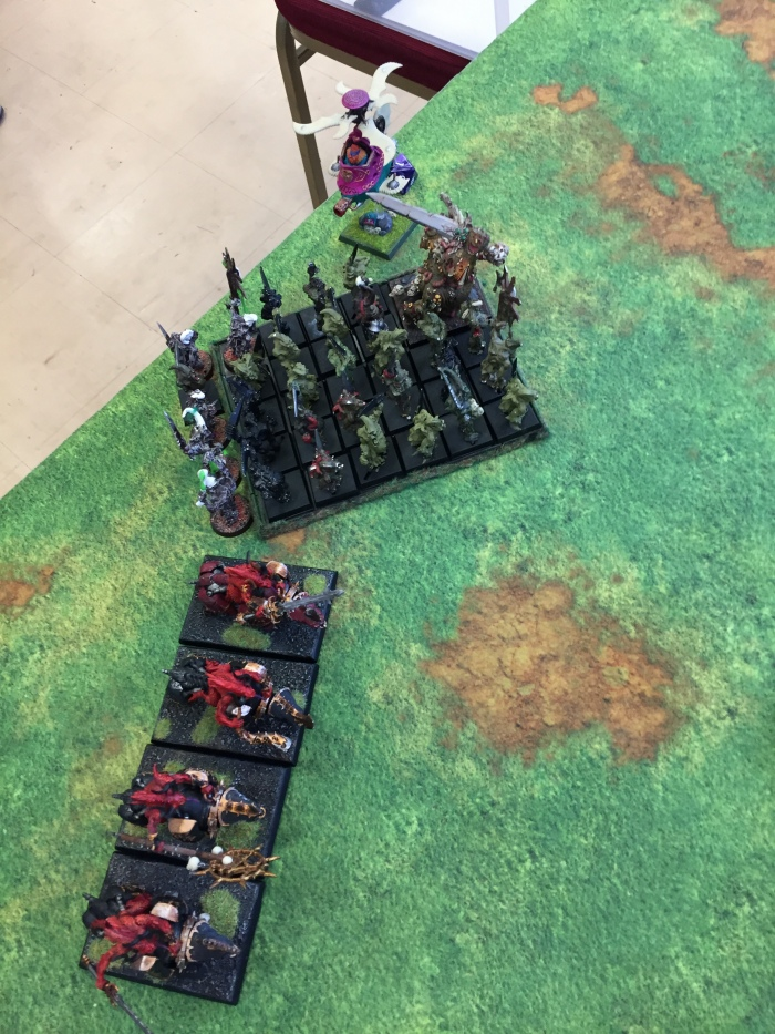 13. Turn 3 - Dwarves