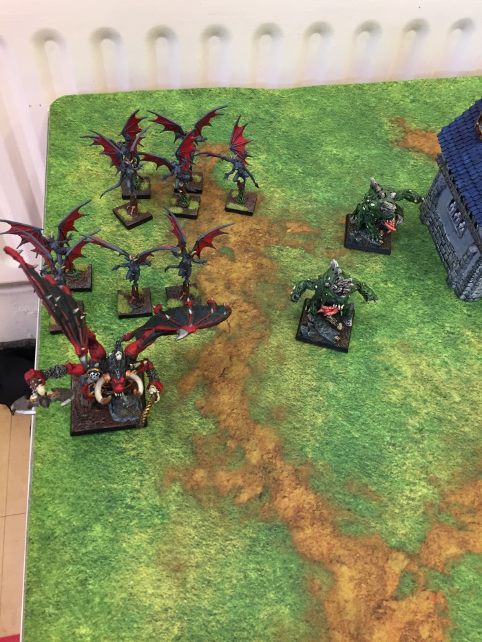 17. Turn 5 Daemons