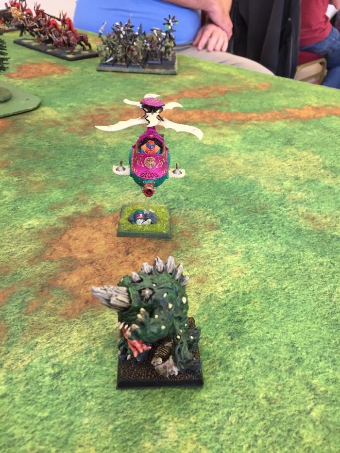8. Turn 1 - Dwarves