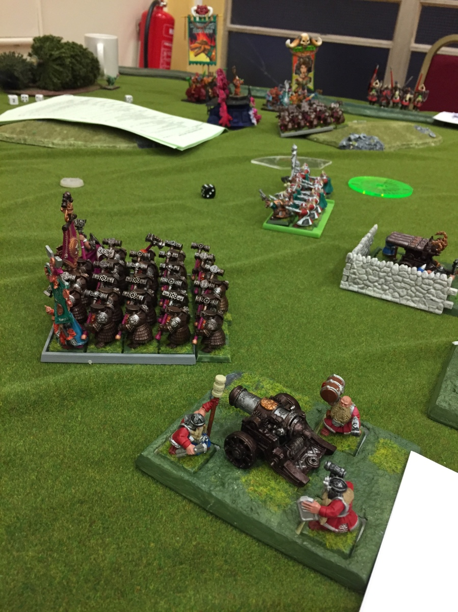 15. Turn 2 - Dwarves