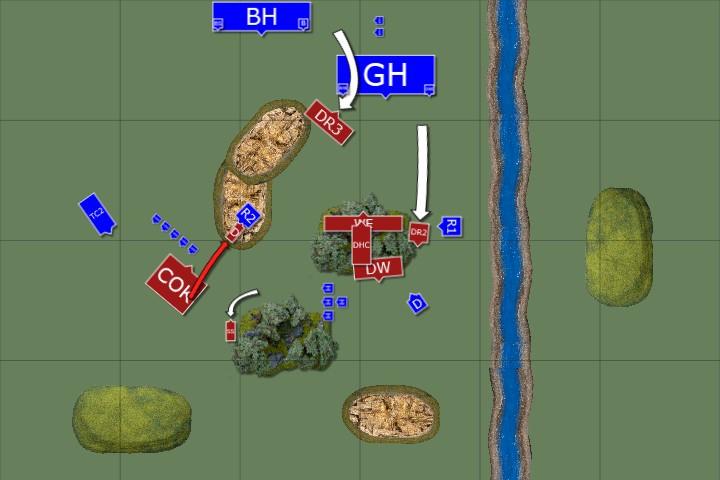 9. DE turn 4