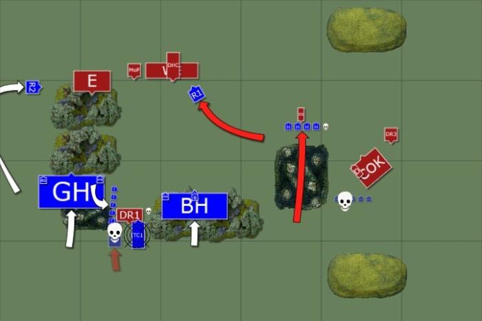 5. Beastmen Turn 2