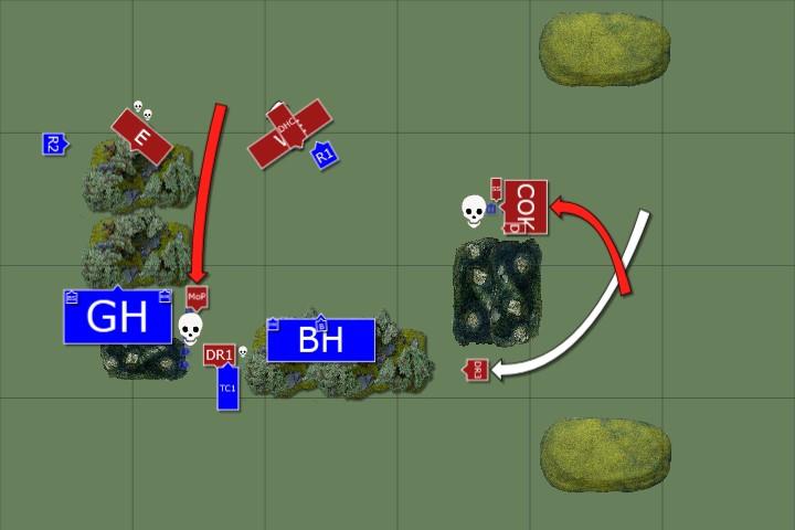 6. DE Turn 2