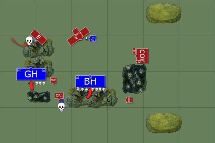 7. Beastmen Turn 3