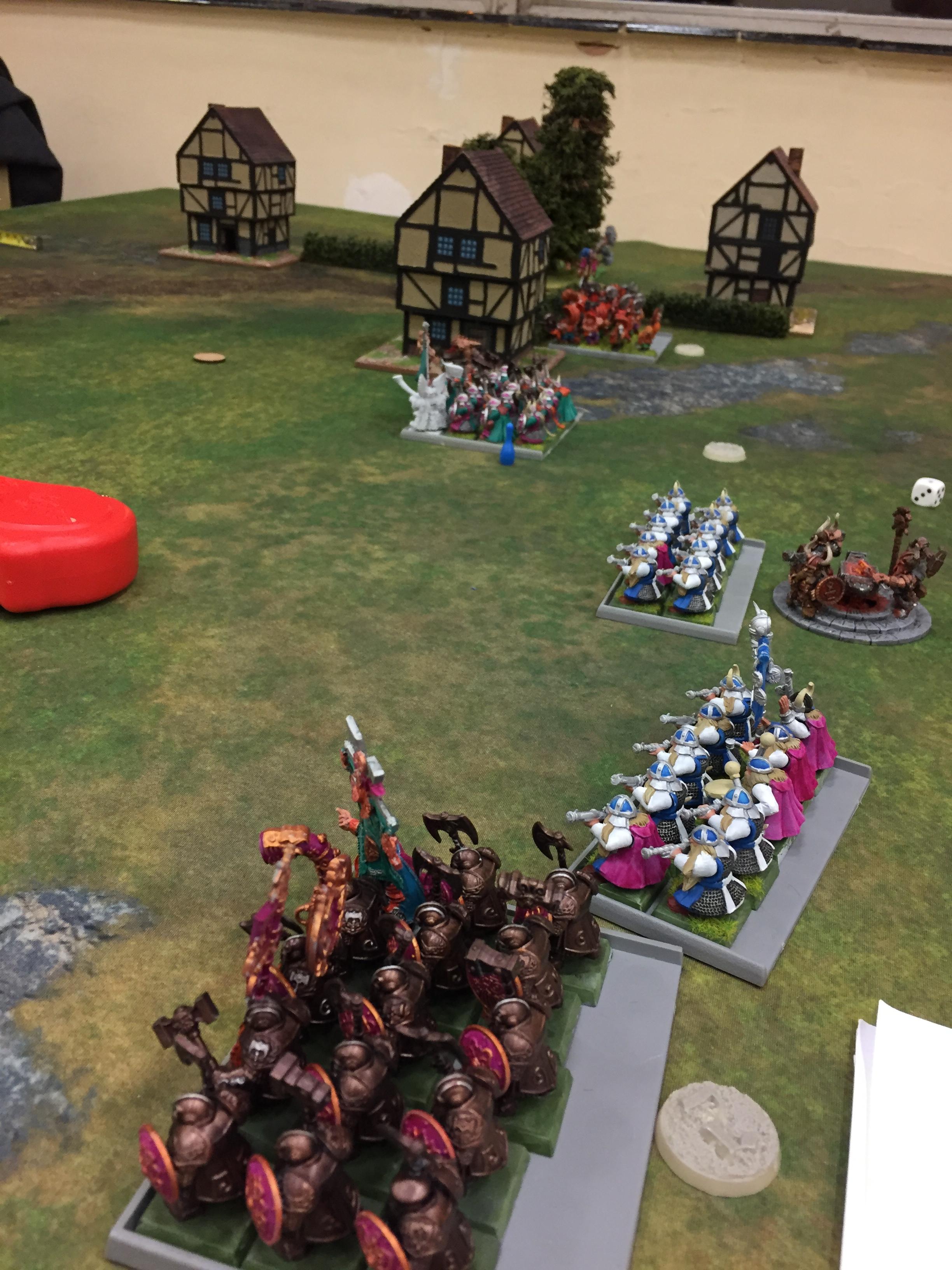 10. Dwarf turn 2