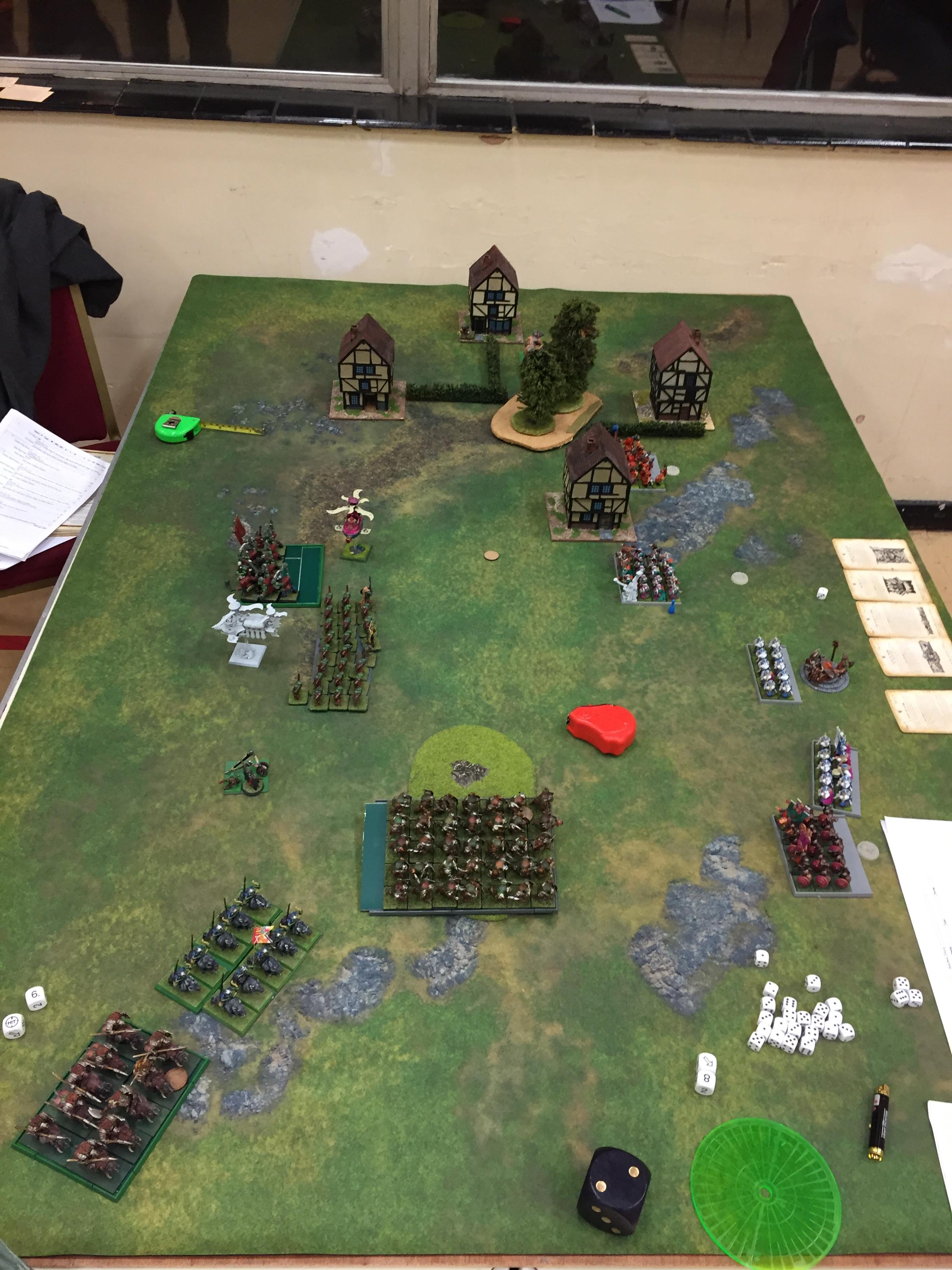 8. Dwarf turn 2