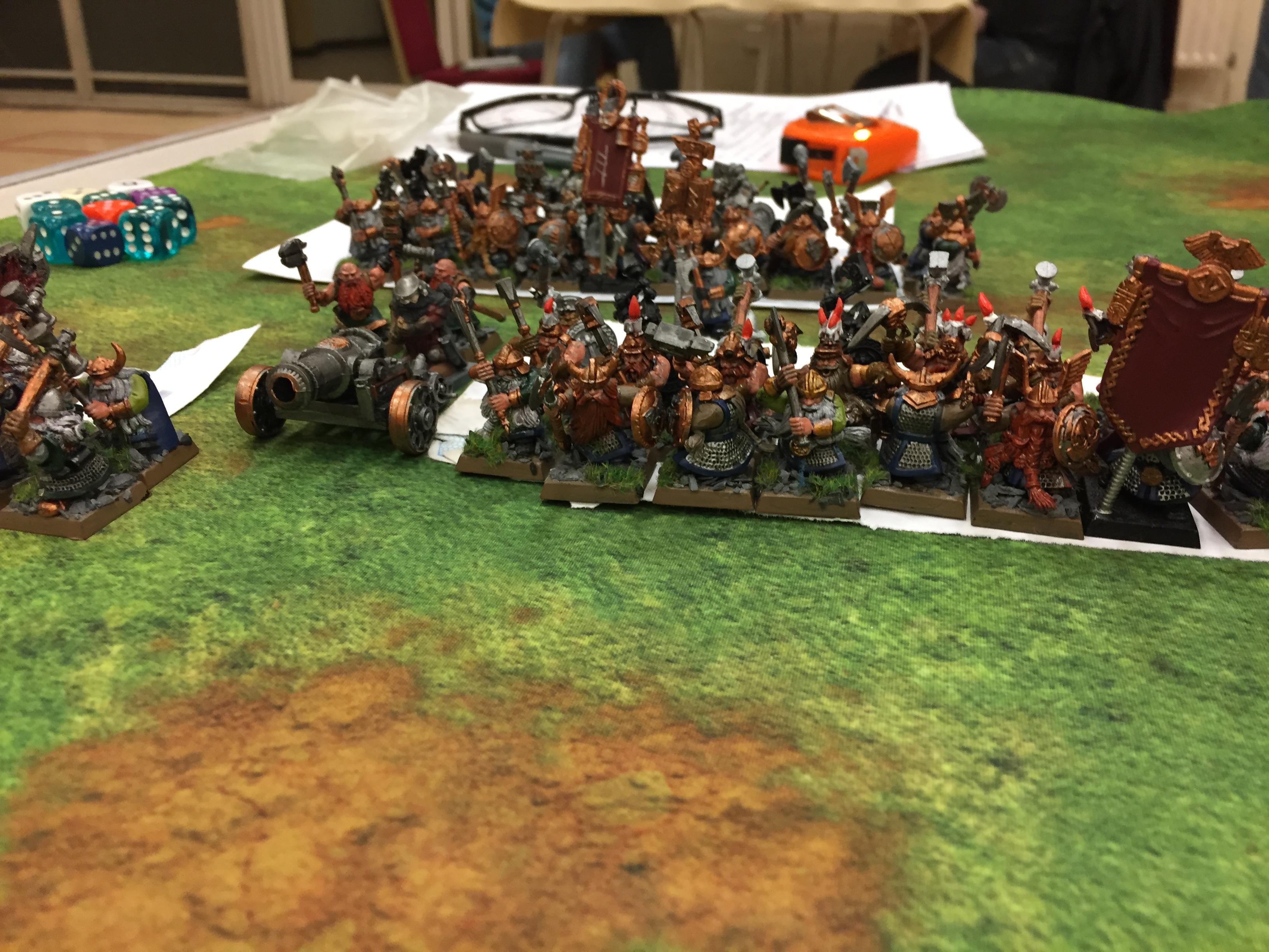 10. Turn 1 - Dwarf