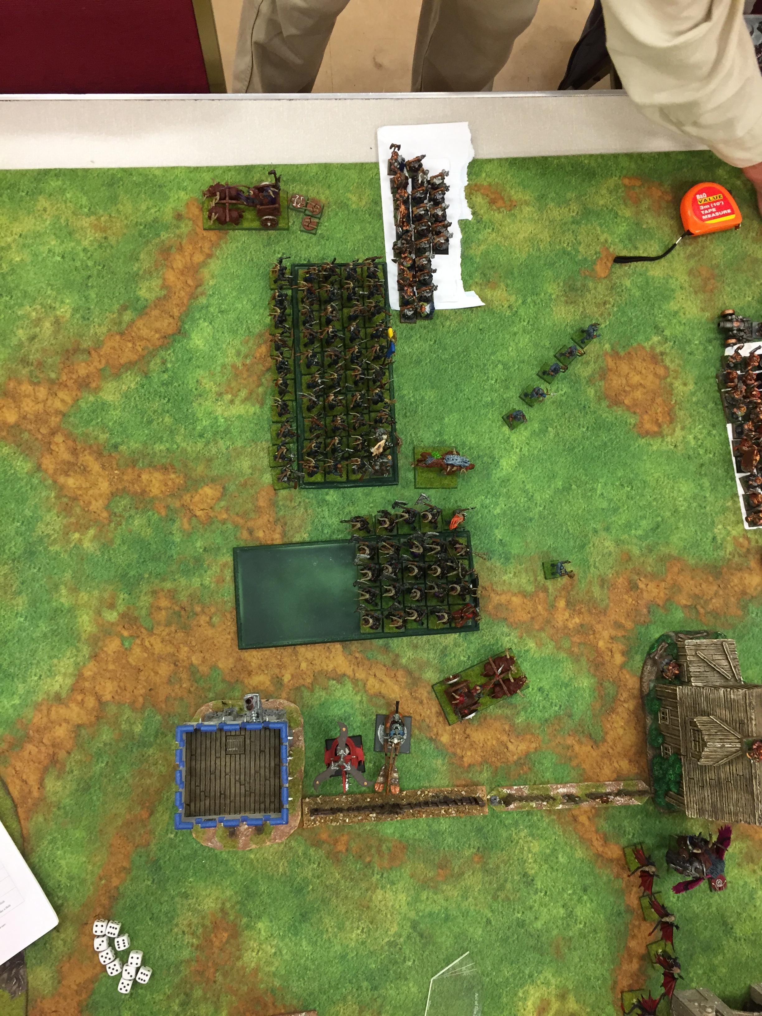 14. Turn 2 - Dwarf