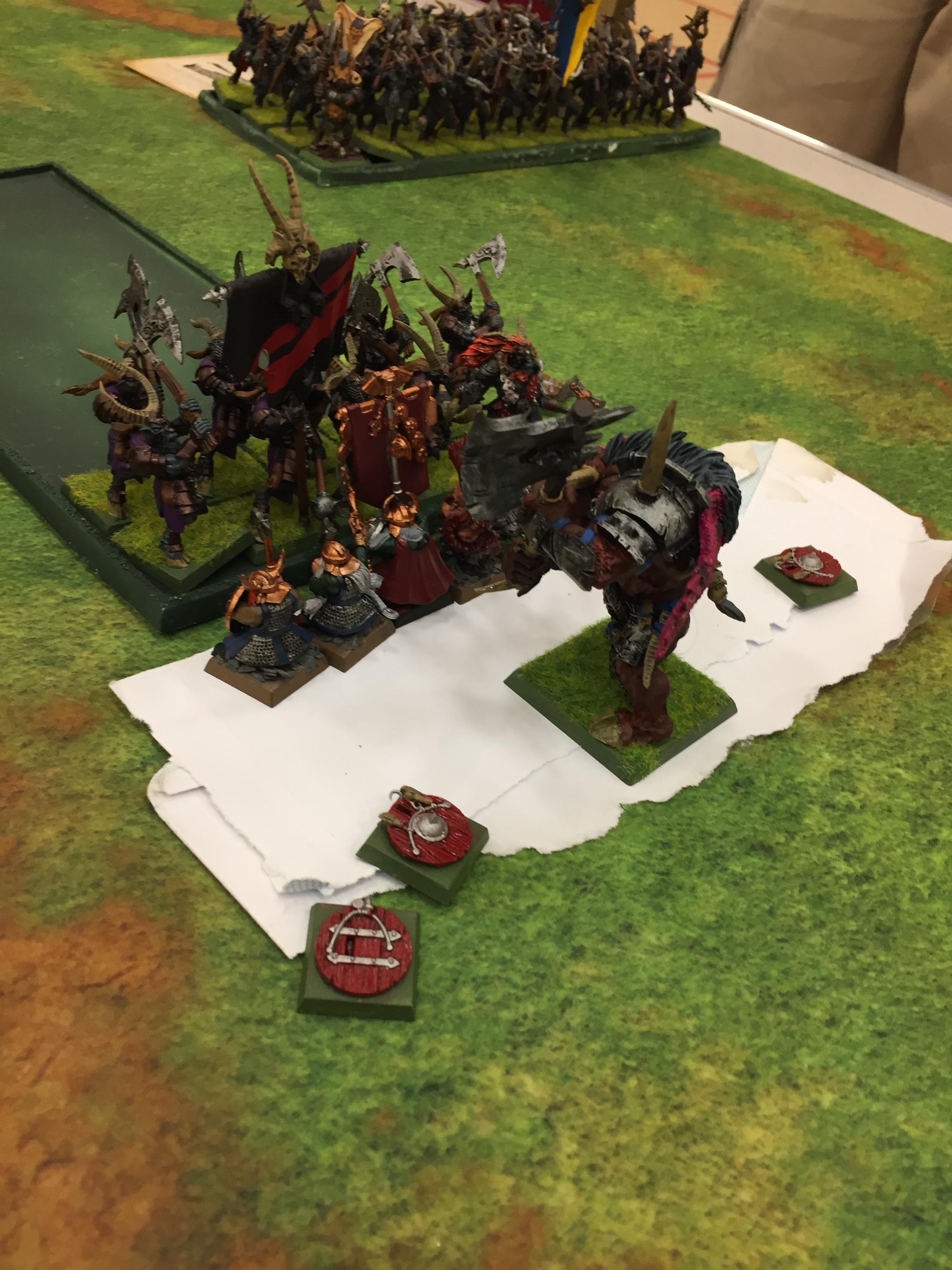 24. Turn 5 - Beastmen