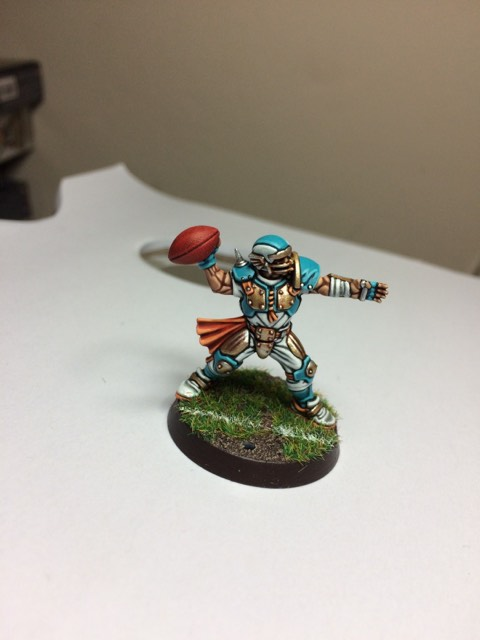 Daulphins thrower