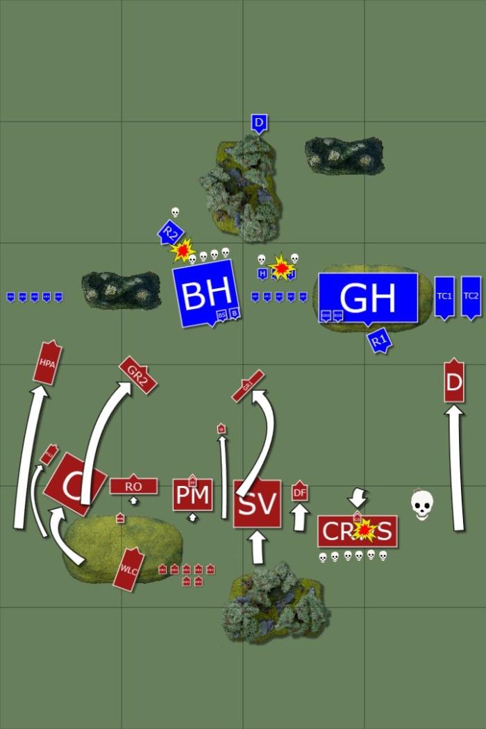 4. Turn 1 - Skaven