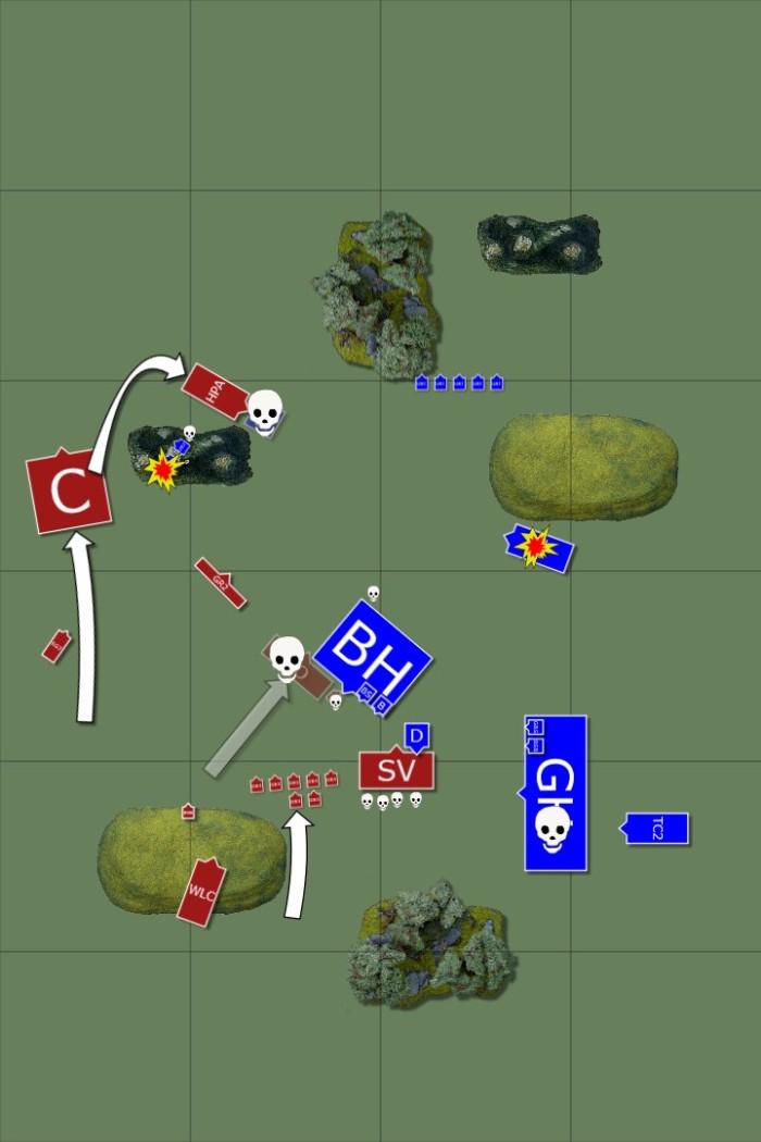 8. Turn 3 - Skaven