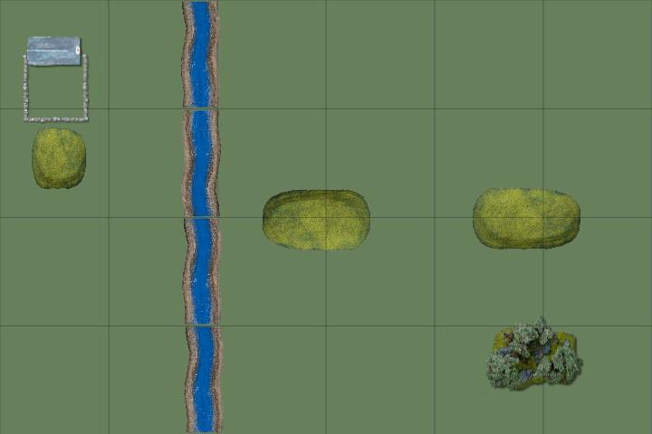 1 - Terrain
