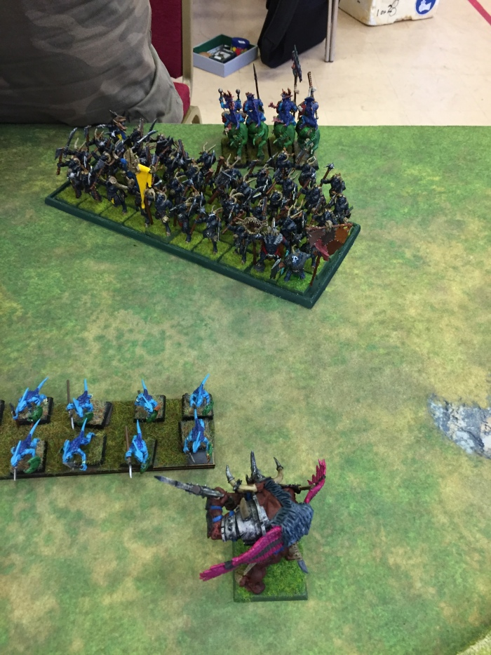 26. Turn 2 - Beast - after combat