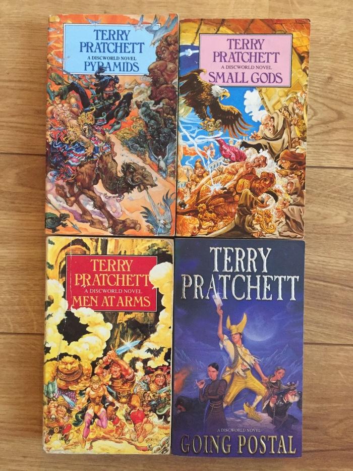 10. Pratchett