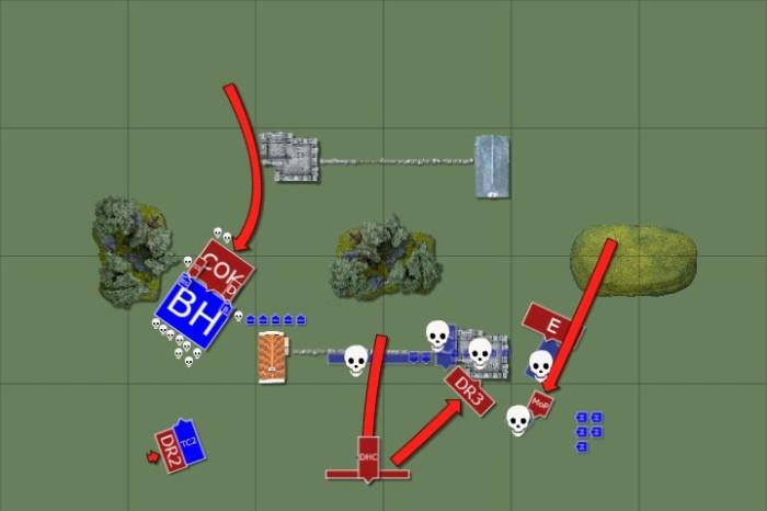 7 - DE turn 3