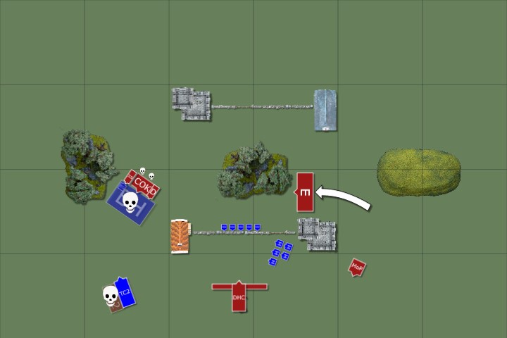 9 - DE turn 4