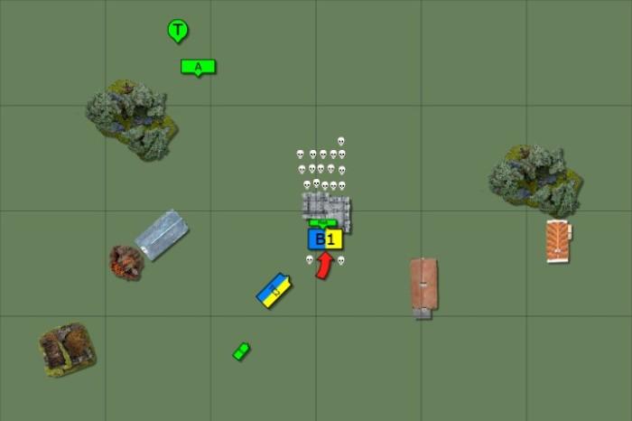 31.1 Beastmen T6 - charge