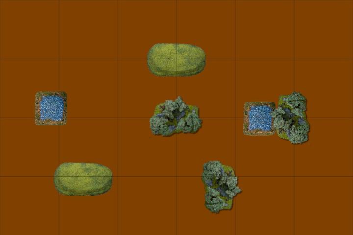 1 Terrain
