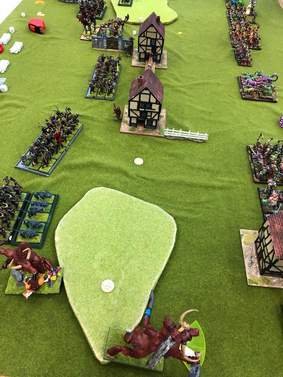 11 turn 1 herd