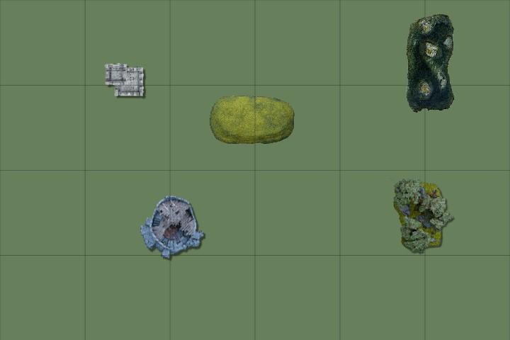 0.1 - terrain