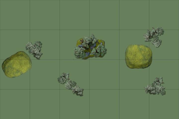 1.1 Terrain